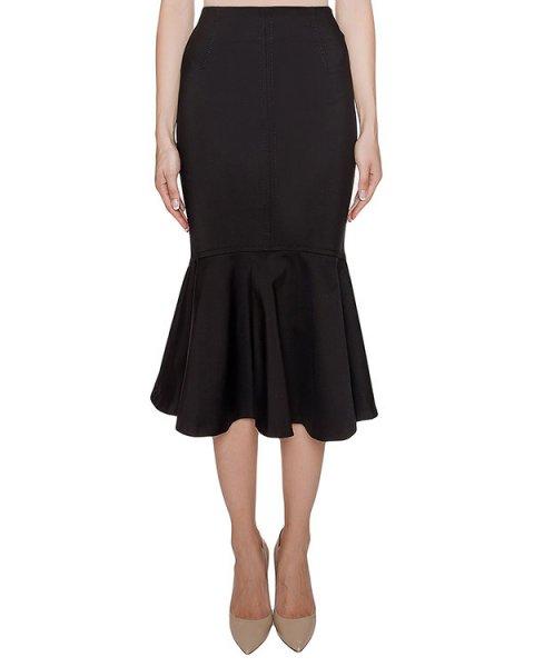 юбка из плотного хлопка артикул 1I9405 марки Antonio Marras купить за 24200 руб.