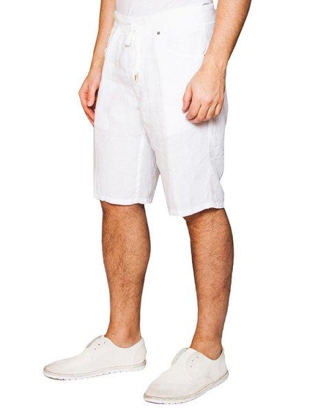 шорты из натурального льна артикул 21200253 марки 120% lino купить за 6000 руб.