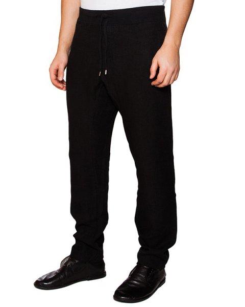 брюки прямого кроя из натурального льна артикул 21310476 марки 120% lino купить за 14500 руб.