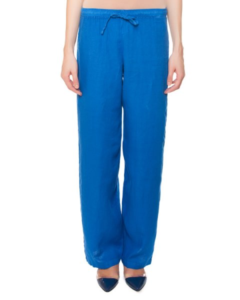 брюки  артикул 21450115 марки 120% lino купить за 4800 руб.