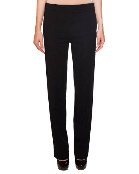 брюки прямого кроя из плотного трикотажа артикул 21PY740/7 марки ILARIA NISTRI купить за 27000 руб.