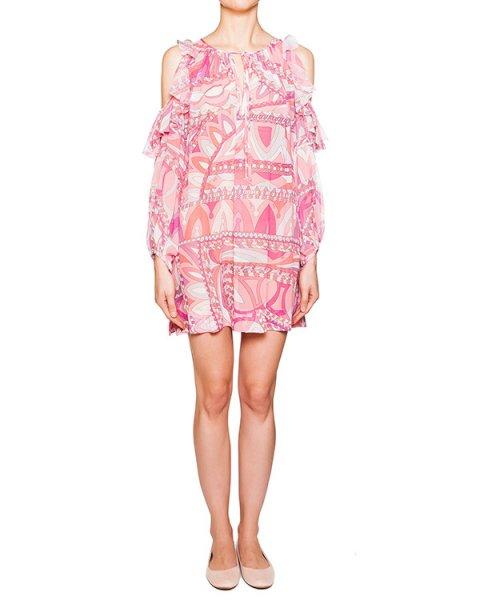 платье  артикул 21RL21 марки EMILIO PUCCI купить за 16200 руб.