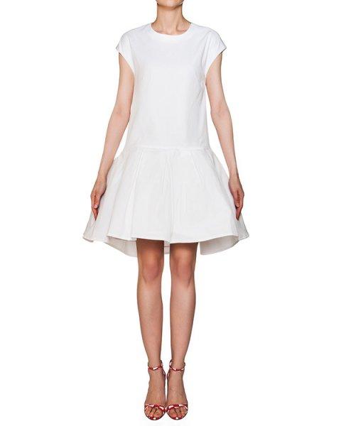 платье из плотного хлопка артикул 328IN марки Infinee купить за 13900 руб.