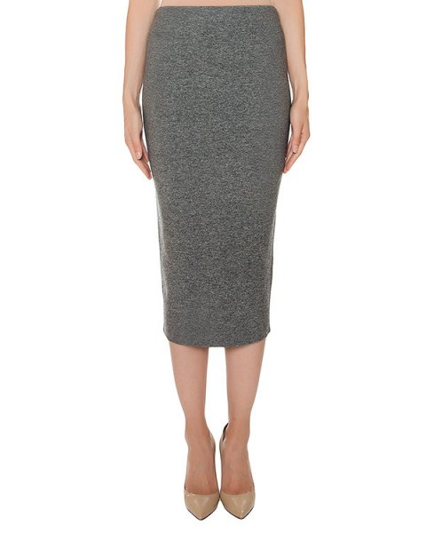 юбка из мягкого полушерстяного трикотажа артикул 43056 марки D.EXTERIOR купить за 17800 руб.