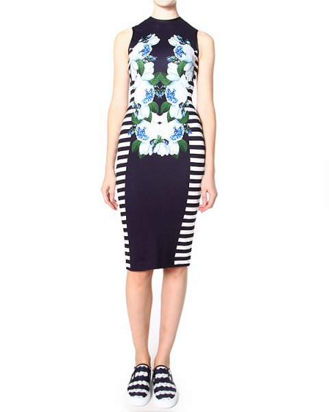 платье  артикул 5202 марки Mother of Pearl купить за 20300 руб.