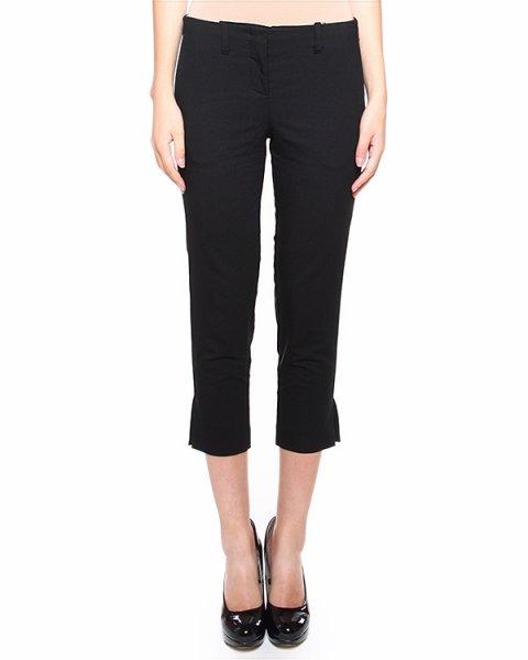брюки бриджи прилегающего силуэта, с разрезами по бокам артикул 5784 марки MASNADA купить за 10100 руб.