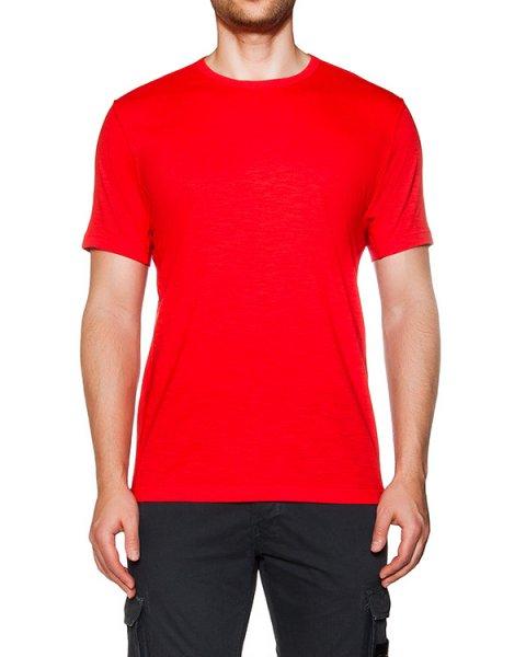 футболка из хлопкового трикотажа артикул 641523454 марки Stone Island купить за 4400 руб.