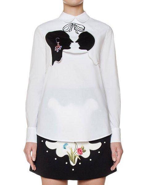 блуза  артикул 64VP263 марки VIVETTA купить за 13500 руб.