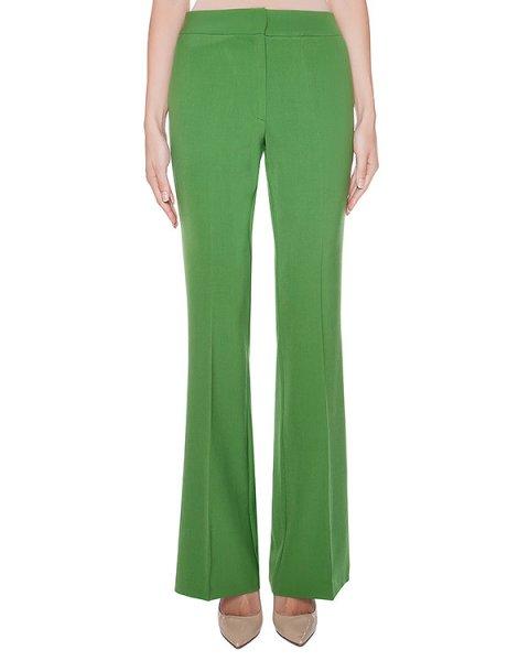 брюки расклешенные, из мягкой полушерстяной ткани артикул 64VV420 марки VIVETTA купить за 12000 руб.