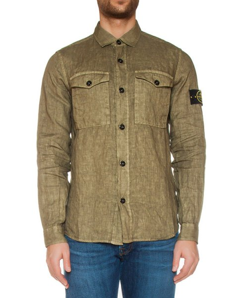 рубашка  артикул 661510501 марки Stone Island купить за 14100 руб.