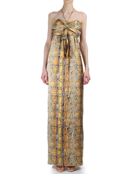 платье  артикул 6R7485 марки Galliano купить за 17800 руб.