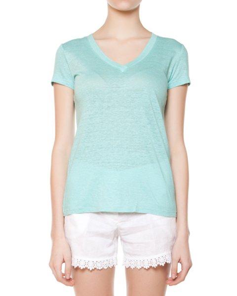 футболка  артикул 7665B568 марки 120% lino купить за 4300 руб.