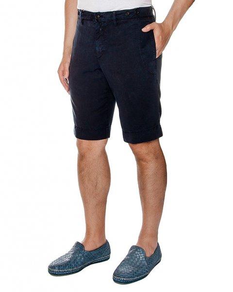 шорты прямого кроя из плотной ткани артикул 913606 марки Cortigiani купить за 20600 руб.