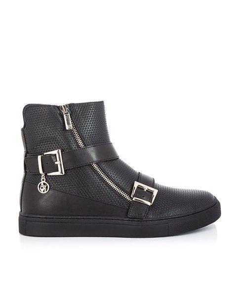 ботинки  артикул 925002 марки ARMANI JEANS купить за 15800 руб.