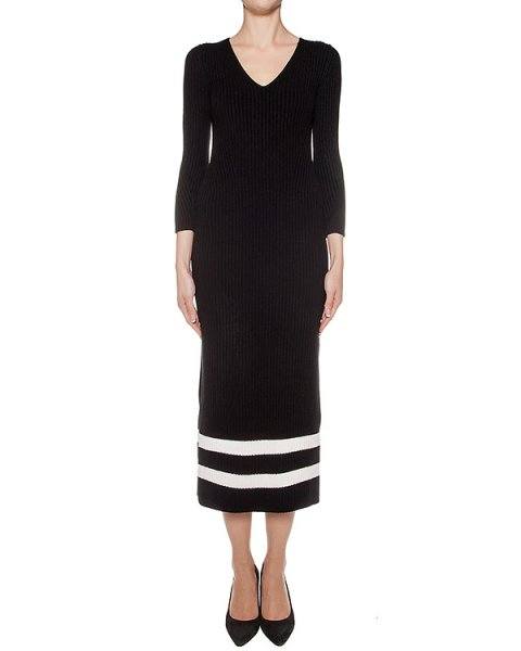 платье из мягкой шерсти и кашемира артикул A0025 марки MRZ купить за 28500 руб.