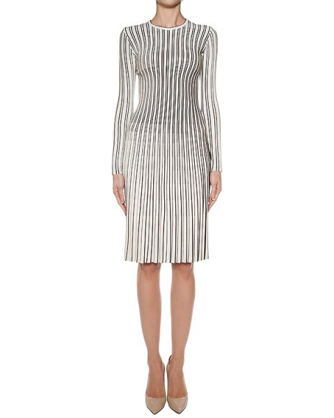 платье приталенного кроя из шерстяного трикотажа артикул A0038 марки MRZ купить за 44500 руб.
