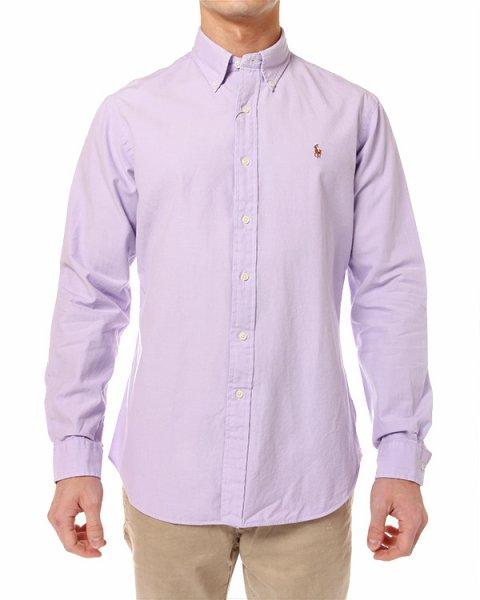 рубашка с длинным рукавом на манжетах артикул A04WNSLI марки Polo by Ralph Lauren купить за 3700 руб.