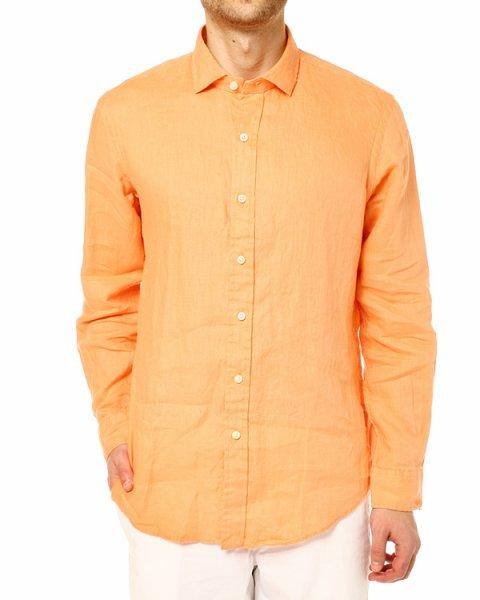 рубашка свободного силуэта яркого летнего цвета артикул A04WSPRR марки Polo by Ralph Lauren купить за 4700 руб.