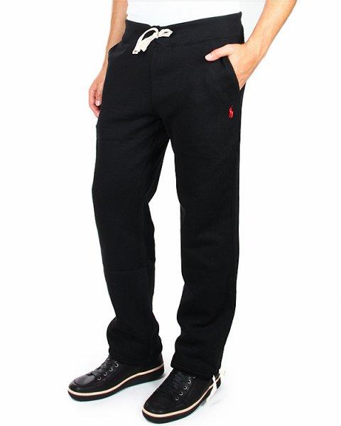 брюки в спортивном стиле, на завязках артикул A14P5541 марки Polo by Ralph Lauren купить за 4400 руб.