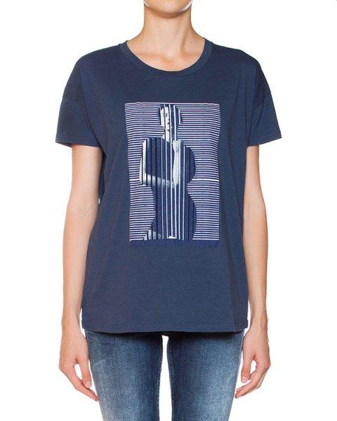 футболка  артикул AGH63 марки EMPORIO ARMANI купить за 9500 руб.