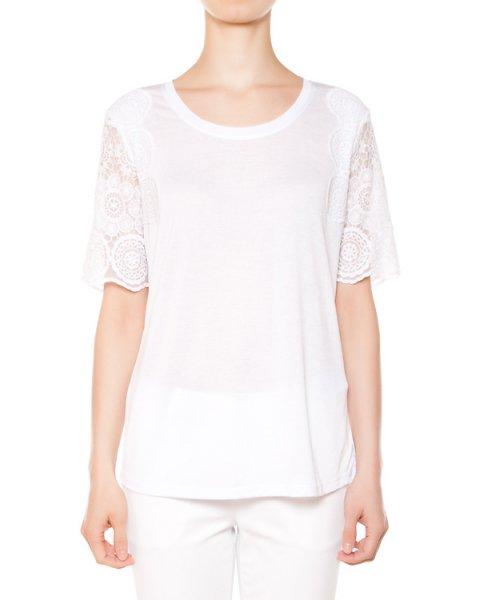 футболка  артикул AWM25 марки ARMANI JEANS купить за 7700 руб.