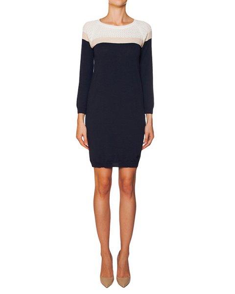 платье из трикотажа артикул B5W94 марки ARMANI JEANS купить за 7100 руб.