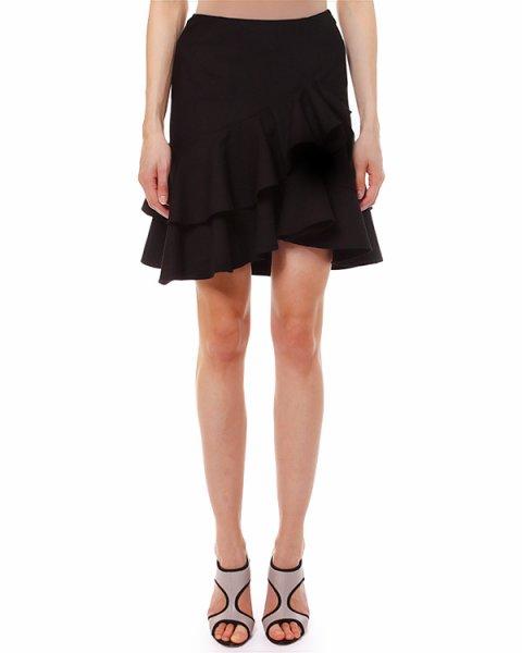 юбка с двмя ярусами волнистых рюш в испанском стиле артикул C35ISLUI марки Polo by Ralph Lauren купить за 10400 руб.