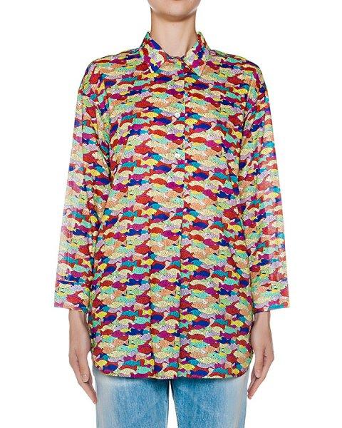 рубашка  артикул CAM26FISH марки Ultra Chic купить за 21700 руб.