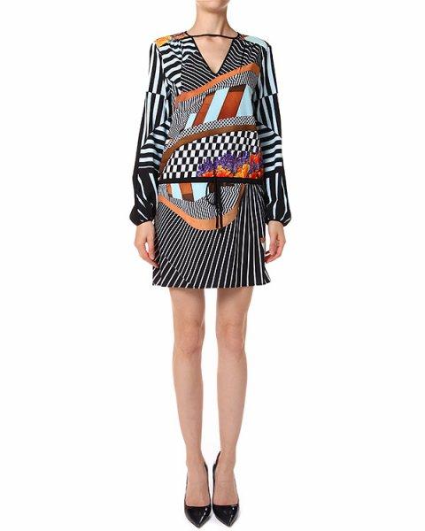 платье  артикул CD19A196 марки Clover Canyon купить за 3900 руб.