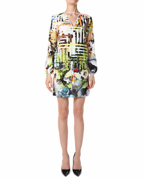 платье  артикул CD19B85 марки Clover Canyon купить за 6500 руб.