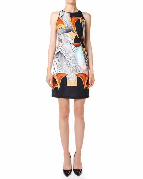 платье  артикул CD21A275 марки Clover Canyon купить за 4300 руб.