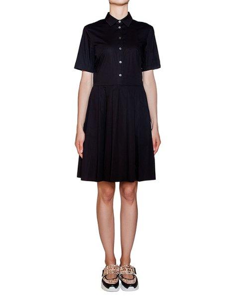 платье приталенного кроя из хлопка артикул CLAY720357 марки P.A.R.O.S.H. купить за 8100 руб.