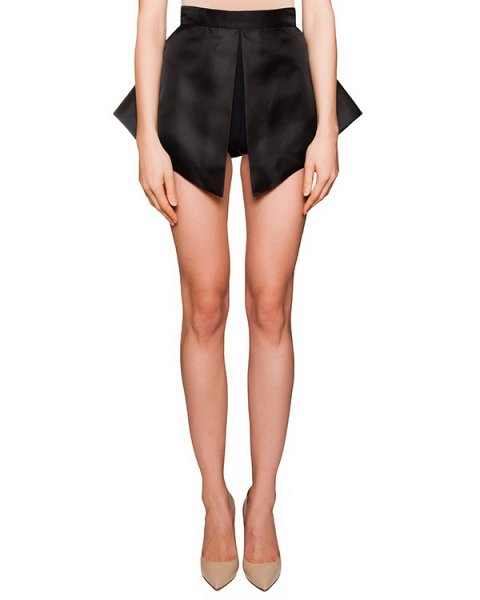 пояс-баска баска из плотного шелка; одевается поверх прозрачной юбки артикул COAT0000379 марки Kalmanovich купить за 15800 руб.