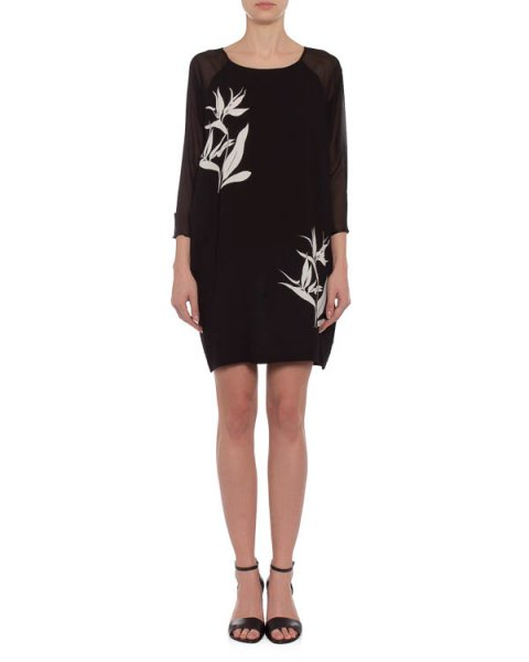 платье  артикул CW0423P705 марки CoSTUME NATIONAL купить за 33400 руб.