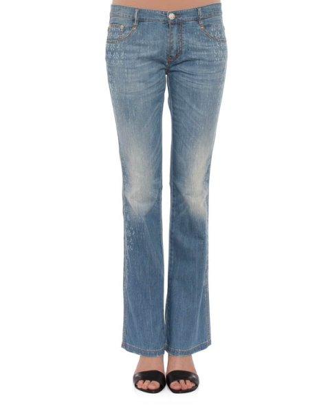 джинсы  артикул D227P344 марки ERMANNO SCERVINO купить за 15200 руб.