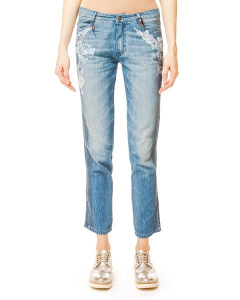джинсы  артикул D247P351 марки ERMANNO SCERVINO купить за 22300 руб.