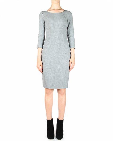 платье MARILYN созданное для легкого перехода к осеннему сезону артикул D832101T14 марки DIANE von FURSTENBERG купить за 13000 руб.