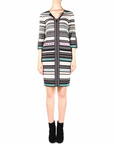 платье ROSE из знакового шелкового джерси артикул D840701U14 марки DIANE von FURSTENBERG купить за 14700 руб.