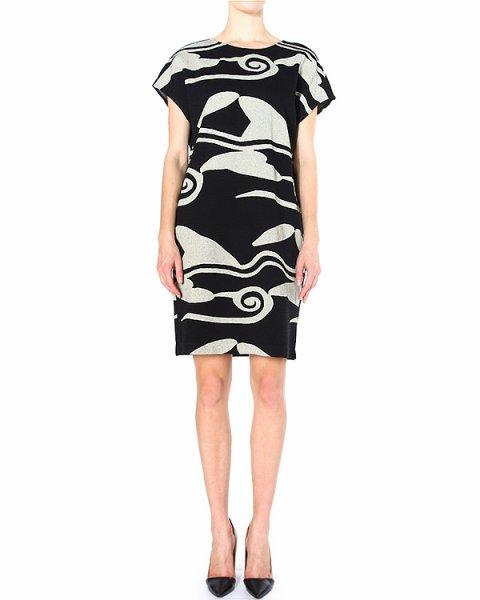 платье HARRIET свободного силуэта, с боковыми карманами артикул D849202 марки DIANE von FURSTENBERG купить за 17200 руб.