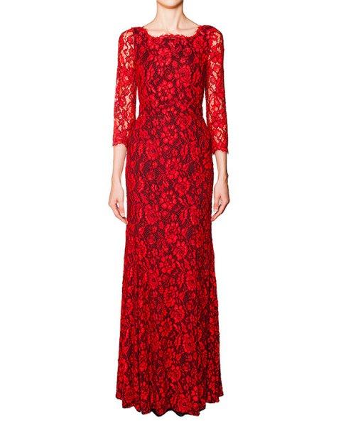 платье из кружева с трикотажной подкладкой артикул D871602S15 марки DIANE von FURSTENBERG купить за 40900 руб.