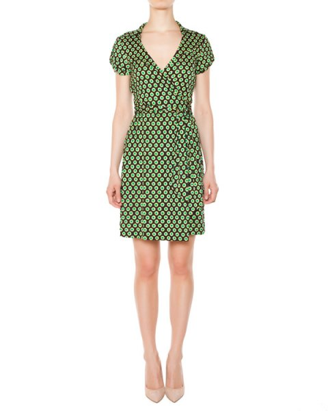 платье  артикул D926101 марки DIANE von FURSTENBERG купить за 15800 руб.