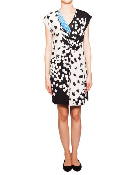 платье  артикул D9594302 марки DIANE von FURSTENBERG купить за 9900 руб.