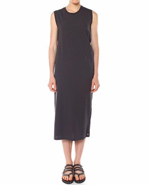платье из мягкого трикотажа с драпировкой артикул DABIH марки Silent Damir Doma купить за 16400 руб.