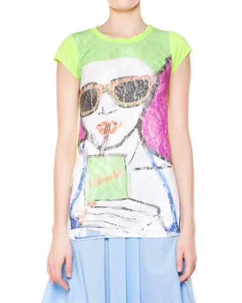 футболка  артикул DD4 марки Ultra Chic купить за 5900 руб.