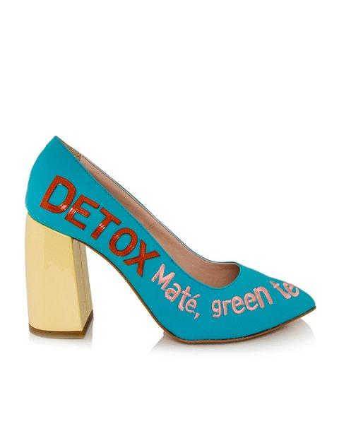 туфли  артикул DETOX413 марки Leo Studio Design купить за 6500 руб.