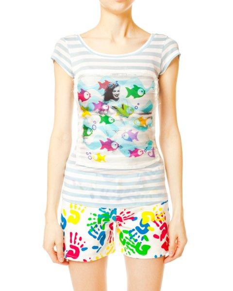 футболка  артикул DG15F марки Ultra Chic купить за 4800 руб.