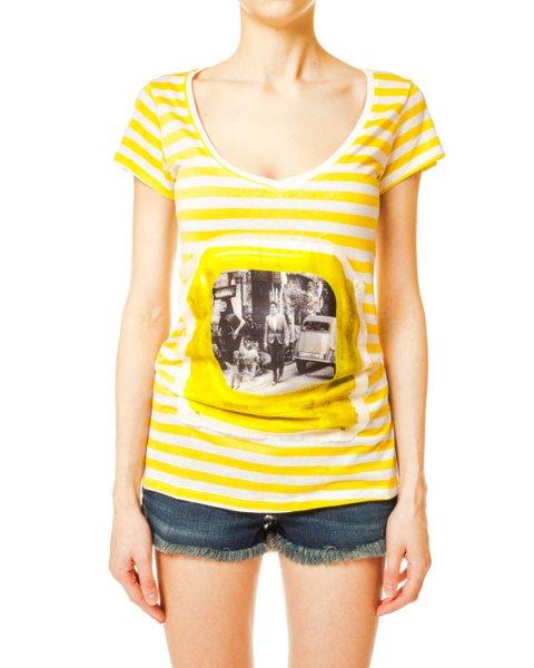 футболка  артикул DG20 марки Ultra Chic купить за 4800 руб.