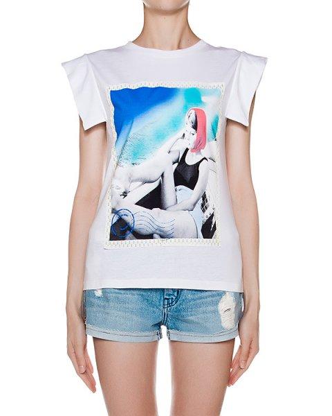 футболка  артикул DG50SOFIA марки Ultra Chic купить за 8800 руб.