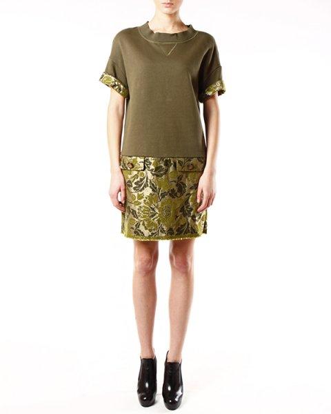 платье  артикул E00792 марки SEMI-COUTURE купить за 9100 руб.