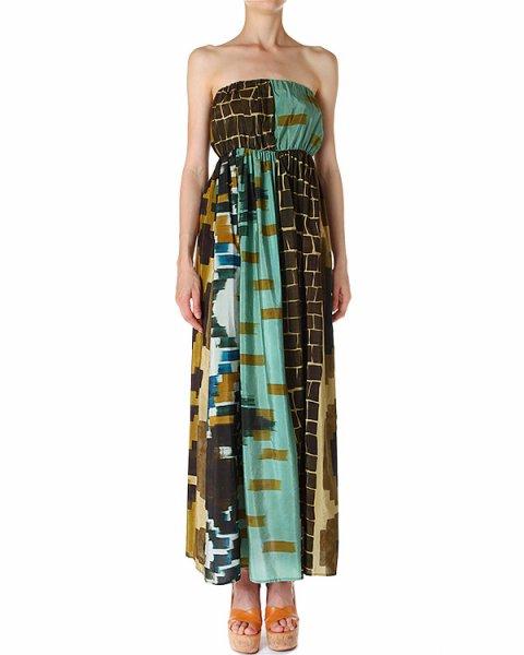 платье  артикул E01189 марки SEMI-COUTURE купить за 18400 руб.